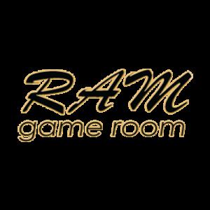 Rame Game room logo