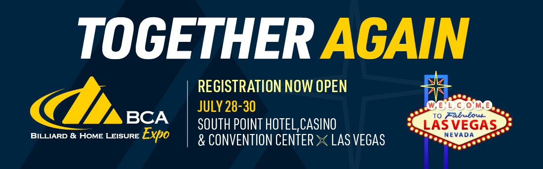 Together Again | Registration Now Open | July 28-30 | South Point Hotel, Casino & Convention Center - Las Vegas